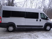 2014 Dodge Ram Van 25oo high top window